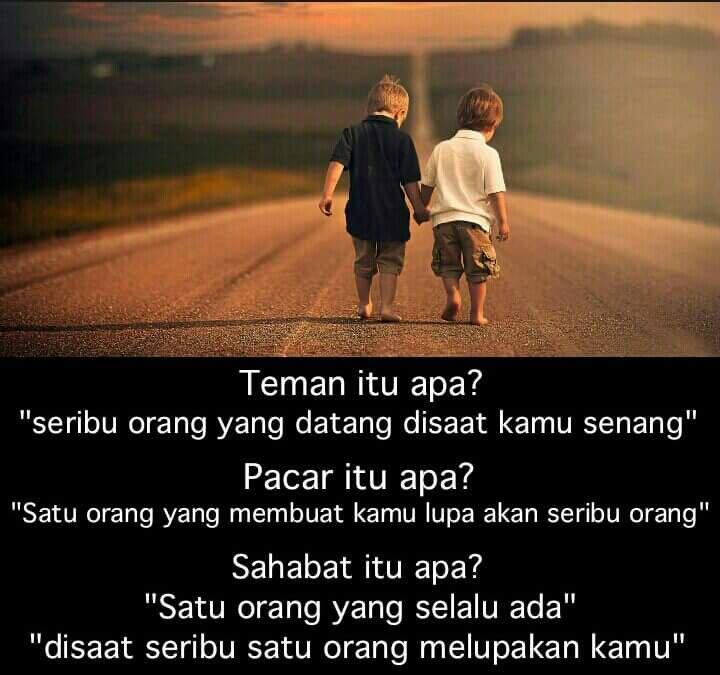 Quotes tentang sahabat