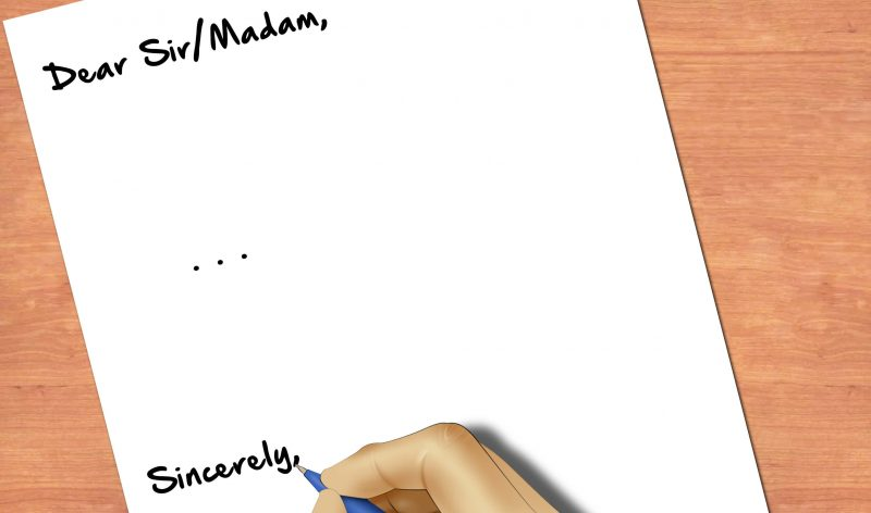 31 Contoh Surat Lamaran Kerja Bahasa Inggris Dan Artinya