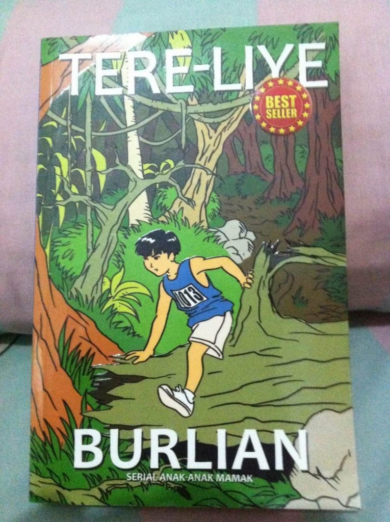 Novel burlian tere liye