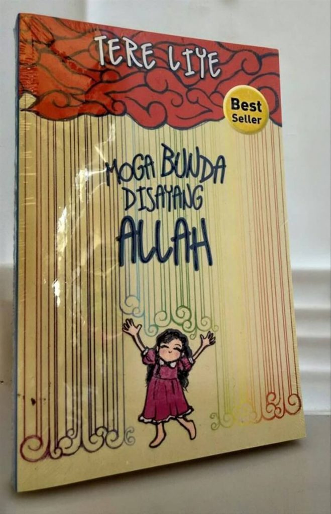 Novel moga bunda disayang allah tere liye