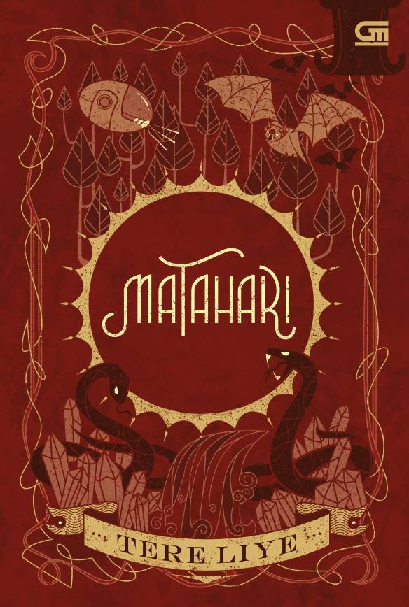 Novel tere liye, matahari