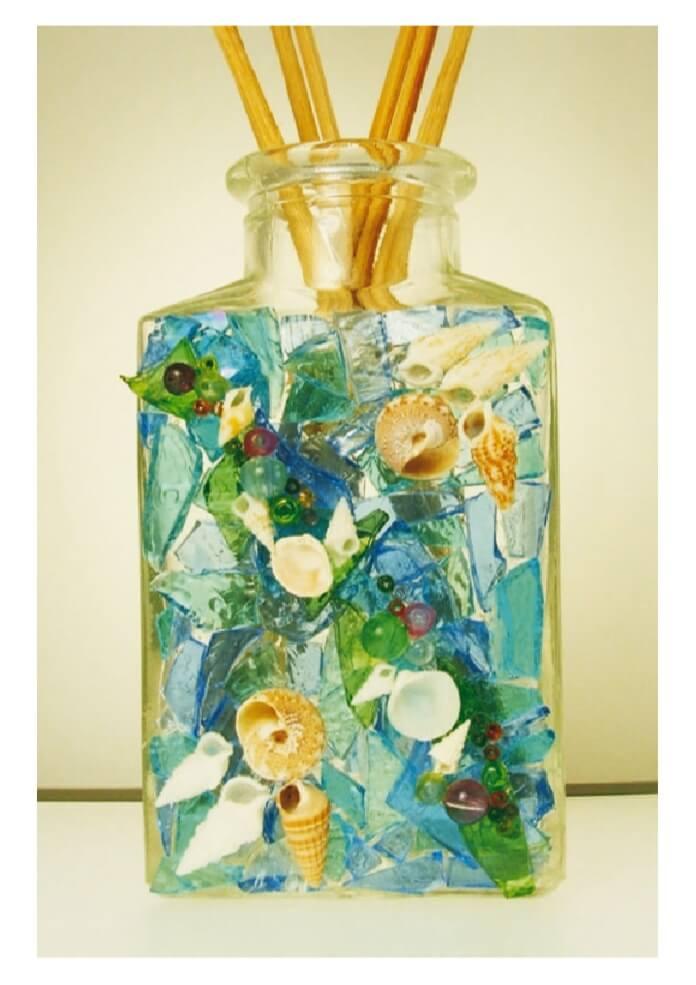 Cara Membuat Dekorasi dalam Botol