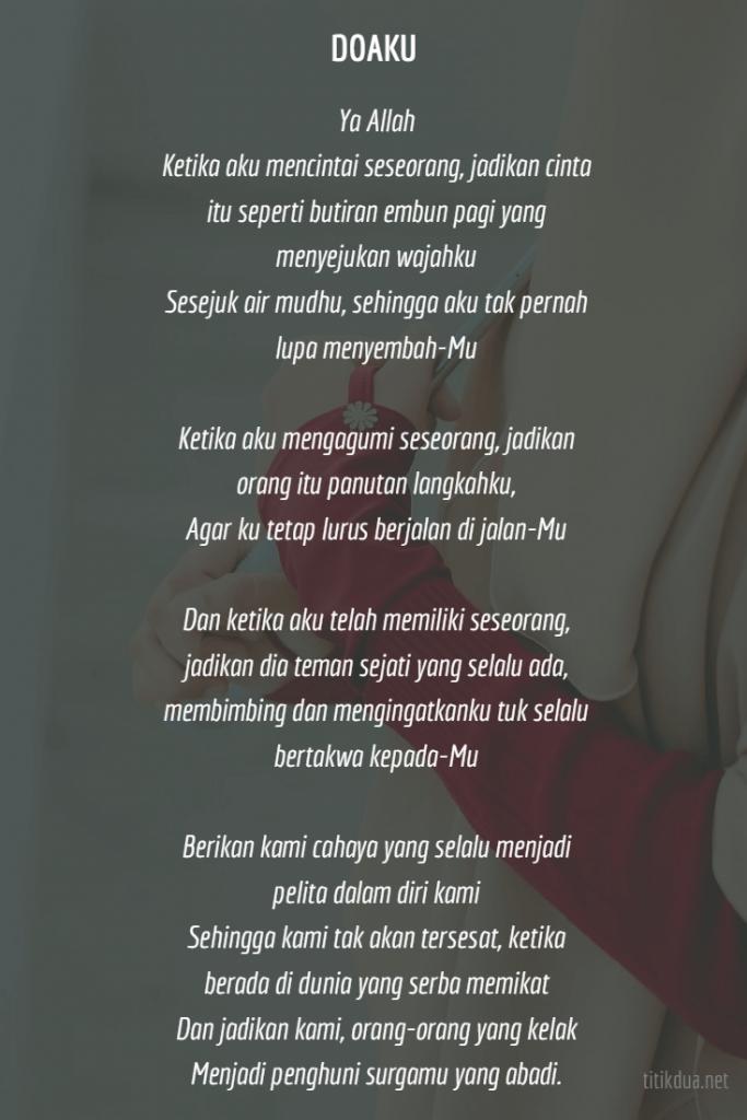 11 Puisi Islami Pendek Menyentuh Hati Tentang Hijrah Dan Cinta